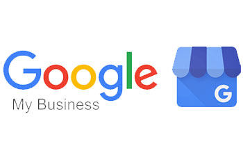 Google My Business logo.