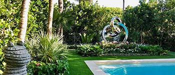 Landscaping projects in Palm Beach, FL.